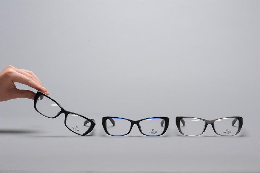 『歩』AYUMIという眼鏡は